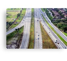 Florida 821 Toll Canvas Print