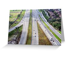 Florida 821 Toll Greeting Card