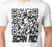 prank scan black fill Unisex T-Shirt