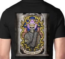 Necromancer: Memento Mori Stained Glass Unisex T-Shirt
