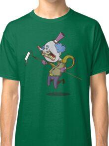 Buffy the Clown Roller Graffiti Character Classic T-Shirt