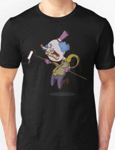 Buffy the Clown Roller Graffiti Character T-Shirt