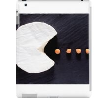 PAC MAN is back iPad Case/Skin