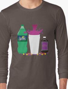 Dirty Sprite Long Sleeve T-Shirt