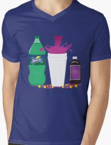 Dirty Sprite Mens V-Neck T-Shirt