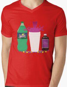 Dirty Sprite Mens V-Neck T-Shirt
