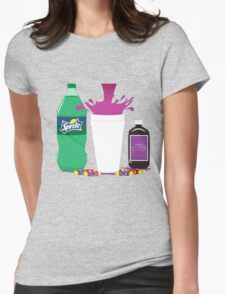 Dirty Sprite Womens Fitted T-Shirt