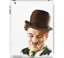 Charlie Chaplin iPad Case/Skin