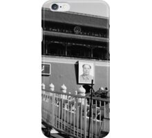 Soldier guarding western gate iPhone Case/Skin