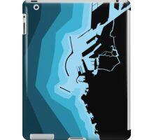 LIVORNO COAST MAP iPad Case/Skin