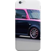 Scion Custom Box Car 3 iPhone Case/Skin