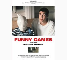Funny Games Poster Unisex T-Shirt