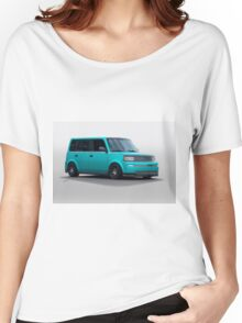 Scion Custom Box Car 2 Women's Relaxed Fit T-Shirt