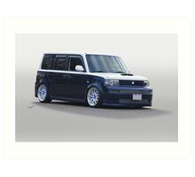 Scion Custom Box Car 1 Art Print
