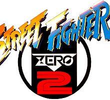 Street Fighter Zero 2 by SilverLow