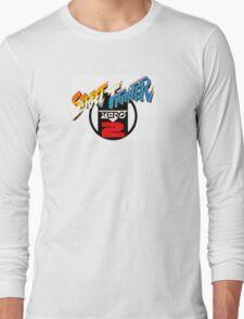 Street Fighter Zero 2 Long Sleeve T-Shirt
