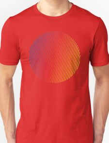 vaporwave sphere T-Shirt