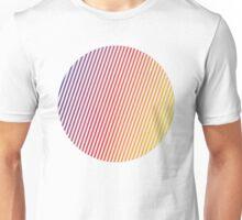 vaporwave sphere Unisex T-Shirt