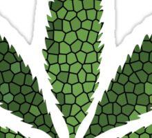 Cannabis leaves Sticker