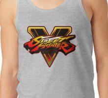 Street Fighter V Tank Top