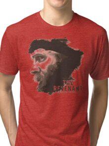 The Revenant Movie logo face Tom Hardy Tri-blend T-Shirt
