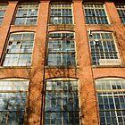 Windows, Reflections and Shadows by John  Kapusta