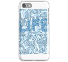 Life Puzzle iPhone Case/Skin