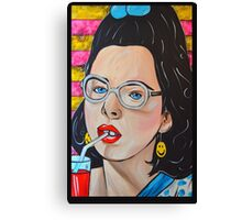 Dawn Weiner - Welcome to the Dollhouse  Canvas Print