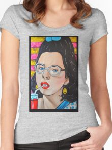 Dawn Weiner - Welcome to the Dollhouse  Women's Fitted Scoop T-Shirt