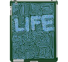 Life Puzzle iPad Case/Skin