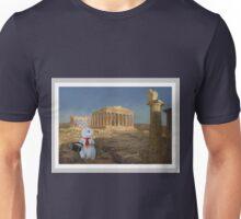 White Rabbit at the Parthenon - Frank Church Composite Unisex T-Shirt