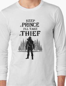 Robin Hood OUAT T-Shirt Long Sleeve T-Shirt
