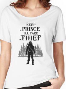Robin Hood OUAT T-Shirt Women's Relaxed Fit T-Shirt