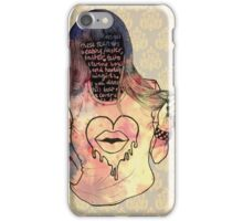 dance to this beat iPhone Case/Skin