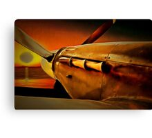 Morning Hurricane Canvas Print