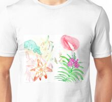 Nature and flower Unisex T-Shirt