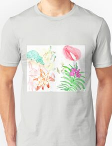 Nature and flower T-Shirt