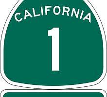 PCH - CA Highway 1 - San Francisco by IntWanderer