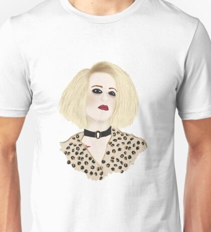 Hypodermic Sally Unisex T-Shirt