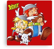asterix Canvas Print