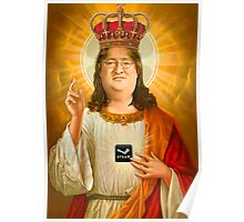 Gabe Newell Poster Poster