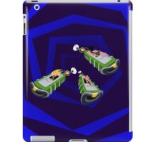 Day of the Tentacle - Time Machine  iPad Case/Skin