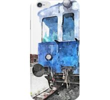 Train vagon iPhone Case/Skin