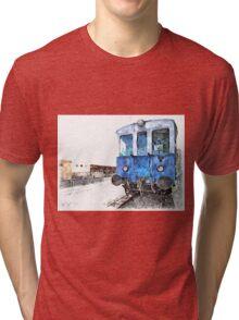 Train vagon Tri-blend T-Shirt