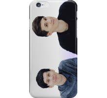 Dan & Phil | Lavender gradient iPhone Case/Skin
