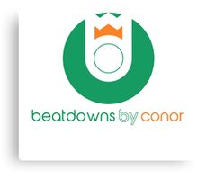 Beats by Conor Canvas Print
