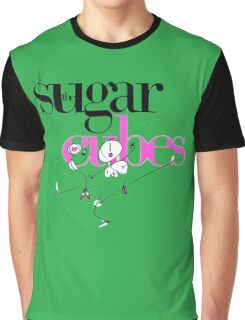 The Sugarcubes - Life's Too Good Graphic T-Shirt