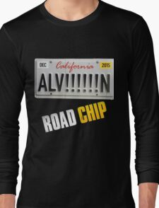 alvin and the chipmunks road chip 2015 Long Sleeve T-Shirt