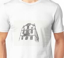 Boston State House Sketch Unisex T-Shirt