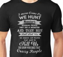 Spn Quote  Unisex T-Shirt